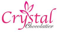 logo crystal chocolatier