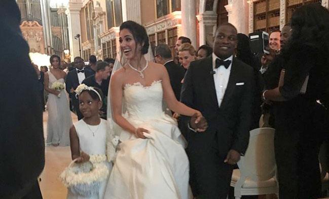 folarin alakija Un mariage à plus de 3 milliards de FCA